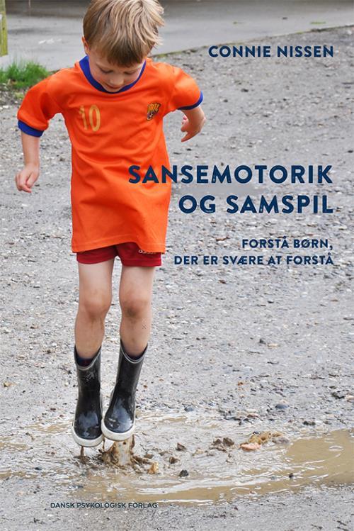 Læs min bog om Sansemotorik og samspil - nu i endnu et oplag.
